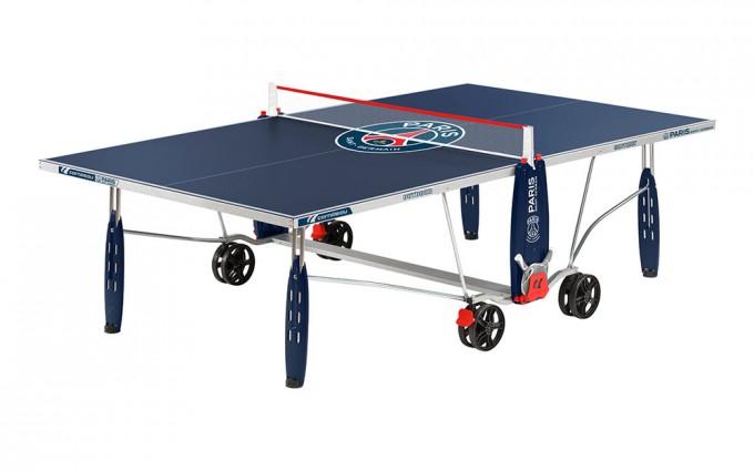 Теннисный стол всепогодный складной CORNILLEAU SPORT PSG OUTDOOR (синий)