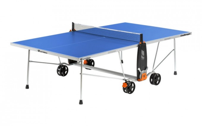 Теннисный стол всепогодный CORNILLEAU CHALLENGER CROSSOVER OUTDOOR
