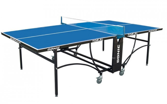 Теннисный стол Donic Tornado-AL-Outdoor синий +