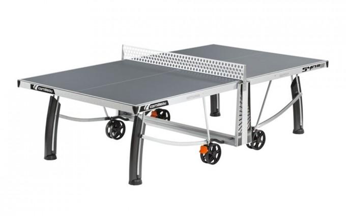Теннисный стол всепогодный антивандальный CORNILLEAU  PRO 540 OUTDOOR (серый)