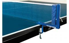 Сетка для стола Start Line (cетка нейлоновая, регулируемое натяжение,  крепление - фиксатор)