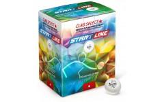 Мячи Start line Club Select 1* New (120 шт, бел.)