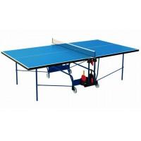 Теннисный стол для помещений Sunflex Hobby Indoor синий
