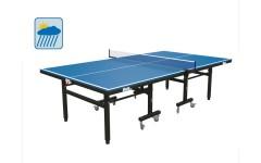 Всепогодный теннисный стол UNIX line синий